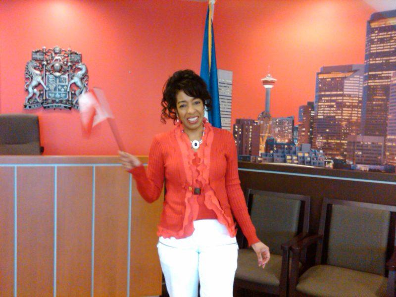 Toshi Jackson - Calgary's Top Immigrant