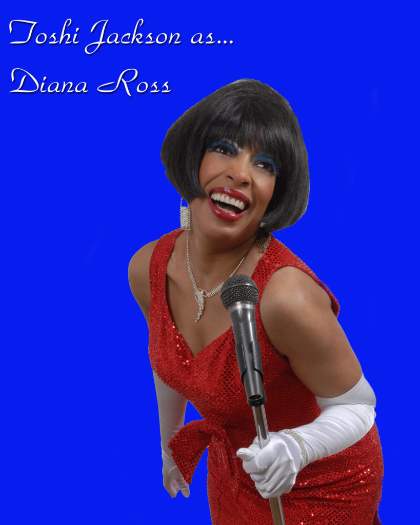 Toshi Jackson as Diana Ross